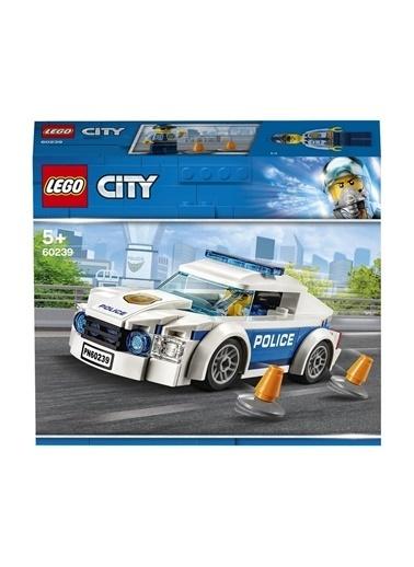 Lego Lego City Polis Devriye Arabası 60239 Renkli